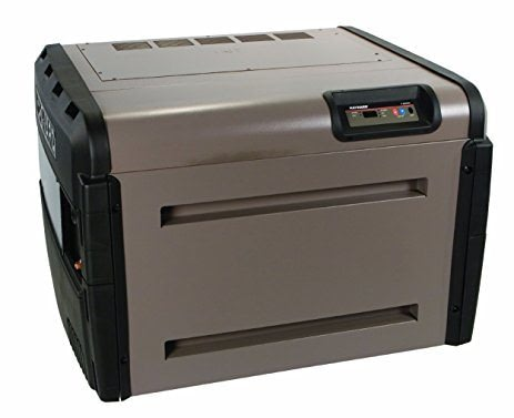 A pool heater that is a hayward